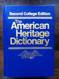 image of American Heritage Dictionary of the English Language