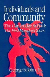 image of Individuals and Community: The Cambridge School: The First Hundred Years
