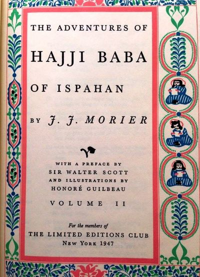 New York: Limited Editions Club, 1947. Hardcover. Mild rubbing to the spine, mostly at the tips. Ver...