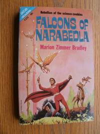 Falcons of Narabedla / The Dark Intruder & other stories # F-273