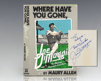 image of Where Have You Gone, Joe DiMaggio?: The Story of America's Last Hero.