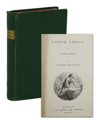 Boston: J.E. Tilton, 1864. First Edition. About Very Good. First American Edition. 208 pp. Publisher...