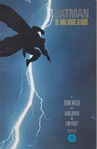 Batman: The Dark Knight Book One, The Dark Knight Returns