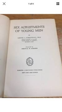 Sex Adjustments of Young Men