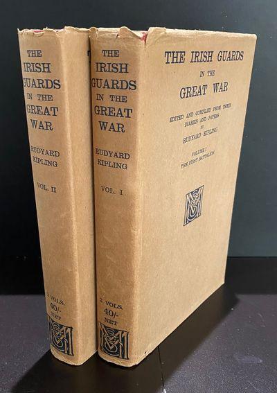 The Irish Guards in the Great War....
