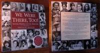 WE WERE THERE, TOO!  YOUNG PEOPLE IN U.S. HISTORY