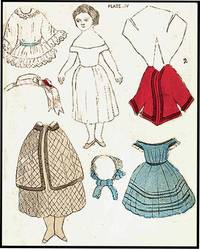 PAPER DOLLS AND HOW TO MAKE THEM