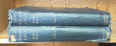 London: William Heinemann, 1913. Hardcover. Quarto; 2 volumes; Fair/no DJ; Hardcover w/out DJ; Spine...