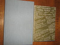 New Testament Greek Primer And Another