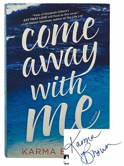 New York: Mira, 2015. Signed Copy. Trade Paperback. Near Fine. Signed by author. Signed by author wi...
