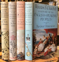 A History of the English-Speaking Peoples - 4 volumes