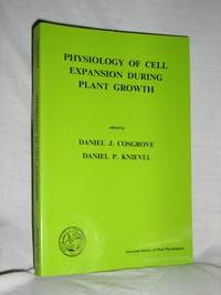 Physiology Of Cell Expansion During Plant Growth