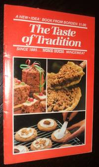 image of The Taste of Tradition Since 1885... None Such Mincemeat