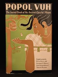 image of Popol Vuh; The Sacred Book of the Ancient Quiche Maya