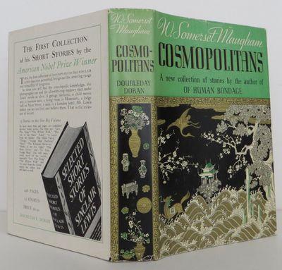 Doubleday, 1936. 1st Edition. Hardcover. Near Fine/Near Fine. A near fine first edition, so stated o...