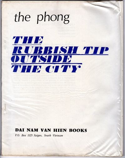 Saigon: Dai Nam Van Hien Books, 1971. Second edition in English, 4to, pp. 69, ; mimeographed; very g...