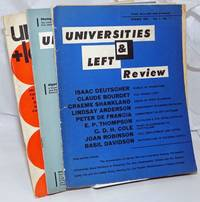 image of Universities_Left Review [3 issues]