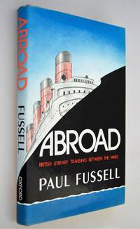 Abroad : British literary traveling between the Wars