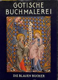 Deutsche Buchmalerei der Gotik.