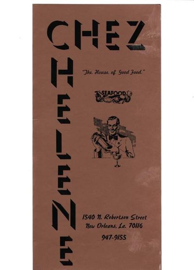 (n.p.), 1960. 1st Printing. Brown, card stock, self wrappers, black lettering, now housed in a mylar...