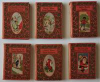 THE CHRISTMAS STOCKING SERIES. Little Black Sambo; The Night Before Christmas; the Story of Peter Rabbit; Fairy Tales from Grimm; Fairy Tales from Andersen; Cinderella and Sleeping Beauty