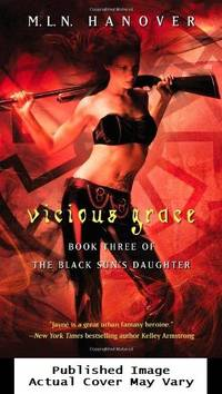 image of Vicious Grace: Book Three of the Black Sun's Daughter