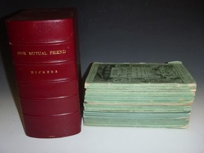 London; (May 1864-Nov. 1865): Chapman and Hall. First Edition. Octavo. 20 original parts in 19. Part...