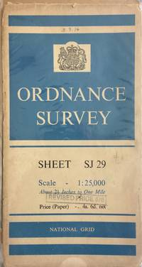 Sheet SJ 29 (Wallasey)