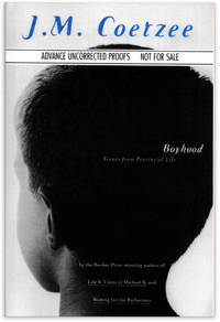 image of Boyhood: Scenes from Provincial Life.