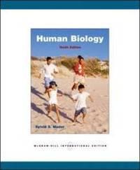 Human Biology by Sylvia S. Mader - 2007-06-04