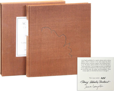 Boston: New York Graphic Society, 1980. First Edition. Hardcover. Limited Issue, one of 750 numbered...