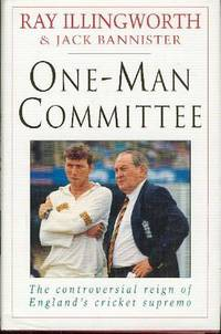 One-Man Committee by  Jack  Ray; Bannister - First  Edition - 1996 - from YesterYear Books and Biblio.com