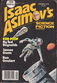 Isaac Asimov's Science Fiction Magazine, January 1979 (Volume 3, Number 1)