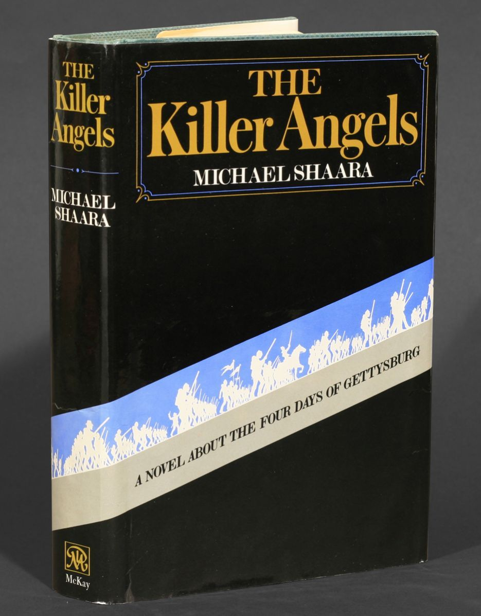 the battle of gettysburg in michael shaaras the killer angels The killer angels tells the epic story of the great battle of gettysburg shaara portrays the terrible butchery of the three days' fighting through the.