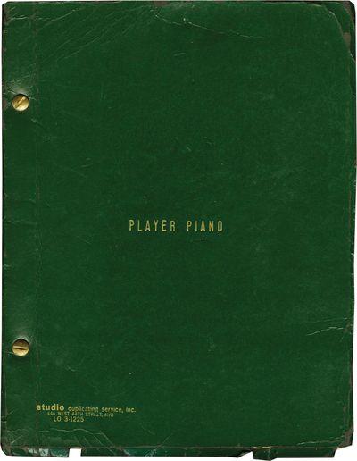 N.p.: N.p., 1972. Draft script for an unproduced film,