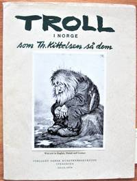 image of Troll I Norge Som Th. Kittelsen Sa Dem. With Text in English, French and German