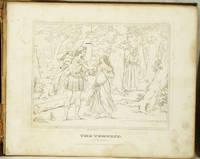 Gallerie Zu Shakspeare's Dramatischen Werken. In Umrissen, Erfunden und Gestochen von Moritz Retzsch. Fifth Series. The Tempest.