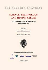SCIENCE, TECHNOLOGY AND HUMAN VALUES