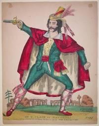 Mr. G. Clair as Matthioli.