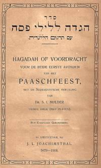 HAGGADAH AND CHRISTIAN DOCTRINE.
