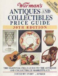 Warman's Antiques and Collectibles Price Guide [30th Edition]