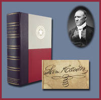 A rare twice-signed book owned by Sam Houston: Hume's History of England during the reign of...