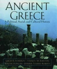 Ancient Greece : A Political, Social, and Cultural History