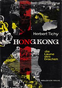 image of HONKONG DIE LAUNE DES DRACHEN (ROMAN)