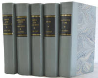 The Novels of Jane Austen. Sense and Sensibility, Pride and Prejudice, Mansfield Park, Emma, Northanger Abbey and Persuasion. The Text based on Collation of the Early Editions by R W Chapman. In Five Volumes.