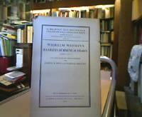 Hamlets Bühnenlaufbahn (1601-1877). Aus dem Nachlass herausgegeben von Joseph Schick und...