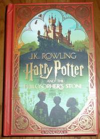 image of Harry Potter and the Philosopher's Stone: MinaLima Edition (Signed by the Illustrators)