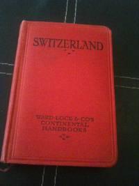 A HANDBOOK TO SWITZERLAND