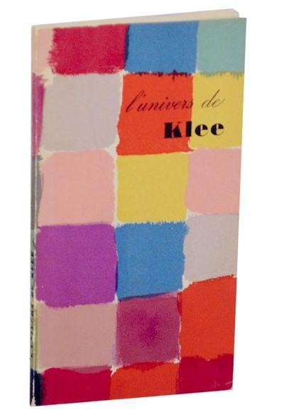 Paris: Berggruen & Cie, 1955. First edition. Small softcover. Original lithograph cover printed by M...
