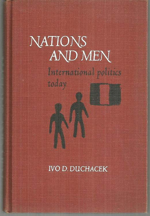 Image for NATIONS AND MEN An Introduction to International Politics